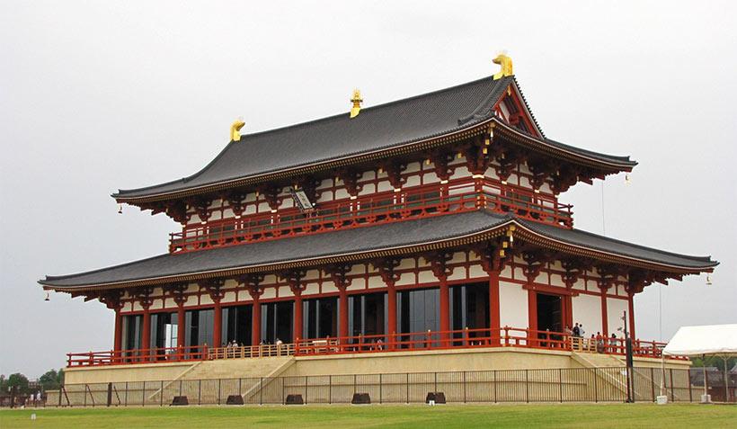 Cung điện Nara Nhật Bản