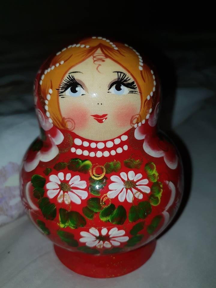 Búp bê Matryoshka Nga