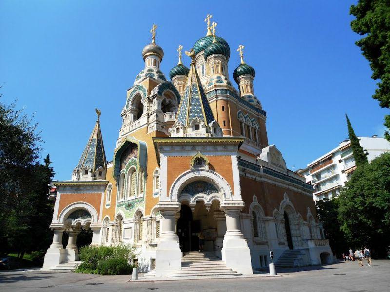 Nhà thờ Orthodoxe Russe Saint-Nicolas