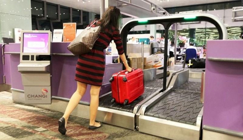 Lưu ý về hành lý lên máy bay