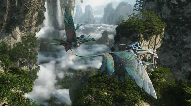 xem phim Avatar đều biết đến hành tinh Pandora
