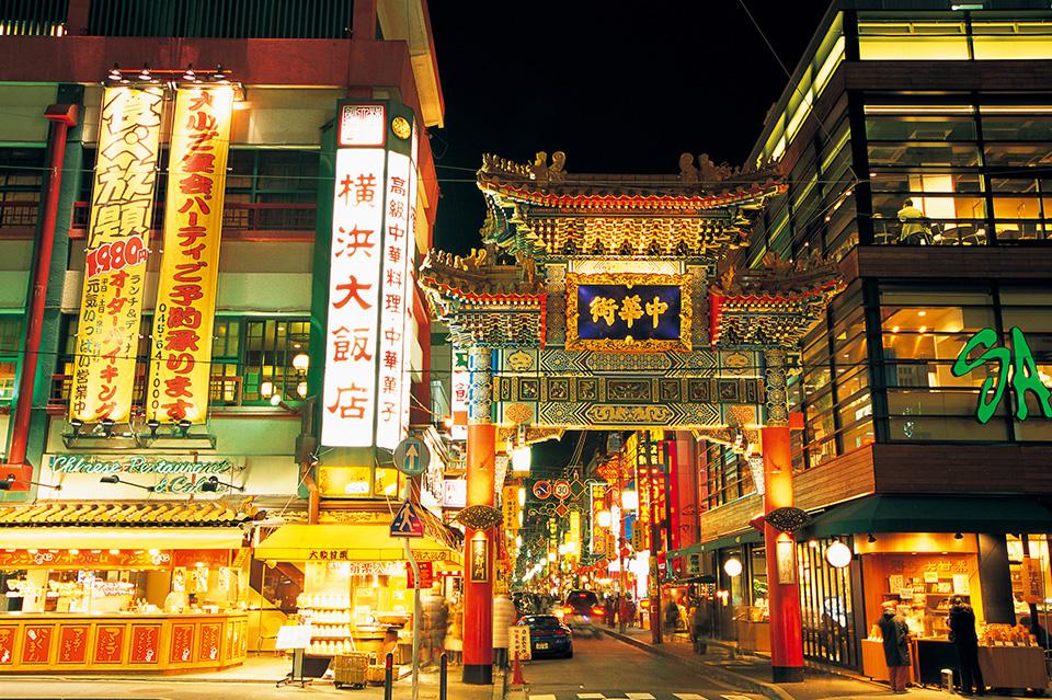 phố Tàu ở Incheon