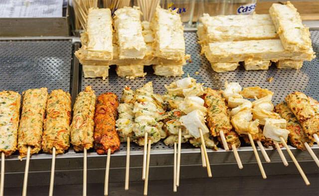 Đi tour du lịch Đài loan bạn nhớ thử các món ăn chay của quốc đảo này