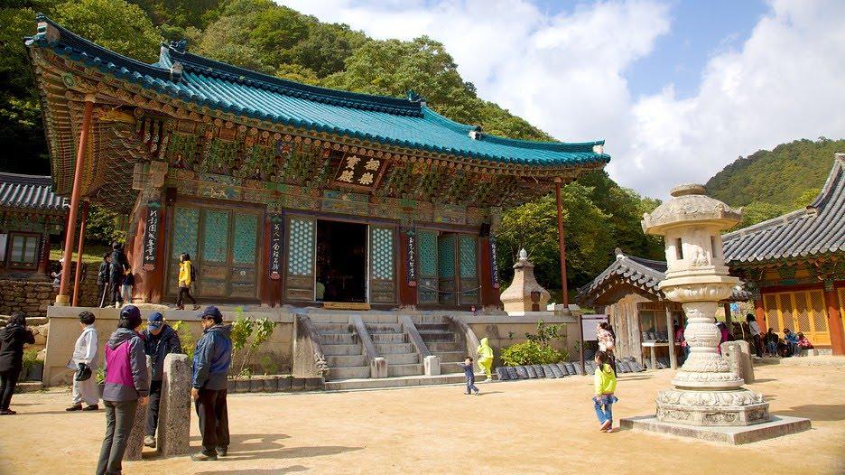 Lưu ý khi vào đền, chùa ở Hàn Quốc