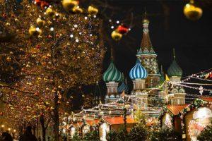 Lễ hội đón năm mới ở Nga có gì đặc sắc?