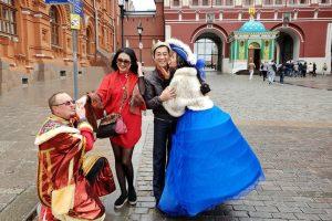 Kinh nghiệm đi du lịch Nga miễn phí! Thật khó tin