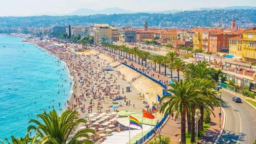 Du lịch Nice nước Pháp