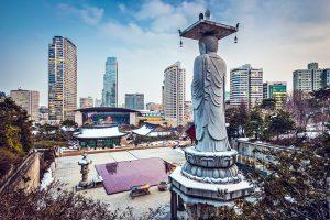 Hành trình khám phá du lịch Seoul Hàn Quốc