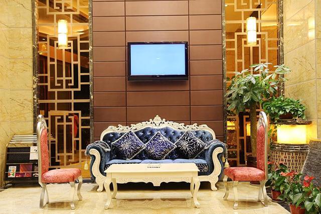 Đến với Fenghuang Garden là du khách sẽ có những giây phút nghỉ ngơi thực sự thoải mái