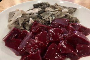 """Bạn có dám thử món """"pudding máu"""" khi du lịch Hàn Quốc"""