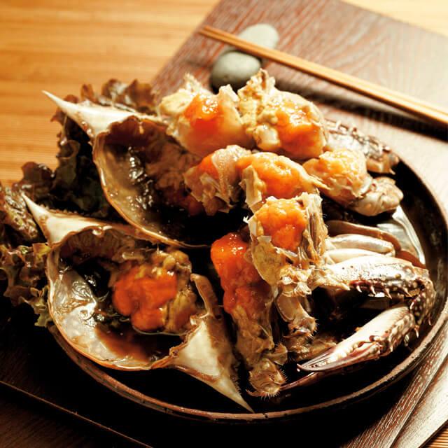 Gejang là món ăn được người Hàn yêu thích vô cùng vì độ thơm ngon và ngọt tươi của thịt cua