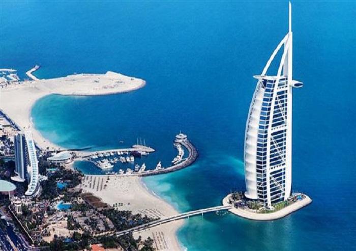 Khách sạn Burj Al Arab Dubai