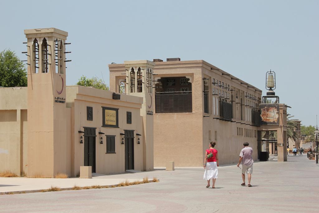 khu phố lịch sử Al Shindagha Dubai