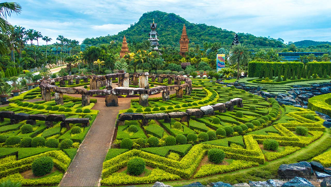 làng văn hóa Nong Nooch