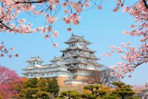 Khám phá vẻ đẹp của lâu đài Osaka trong tour du lịch Nhật Bản