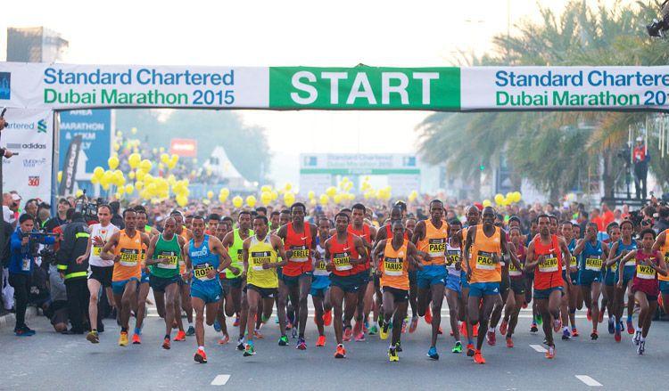 Lễ hội Marathon Dubai