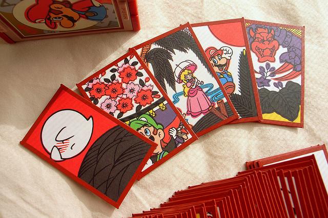 Cách chơi bài hoa Hanafuda
