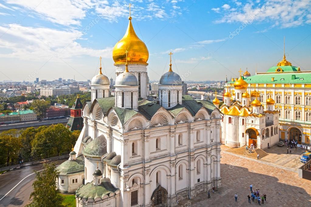 Du lịch nước Nga vào mùa hè