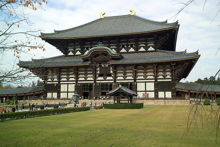 thành cổ Nara Nhật Bản