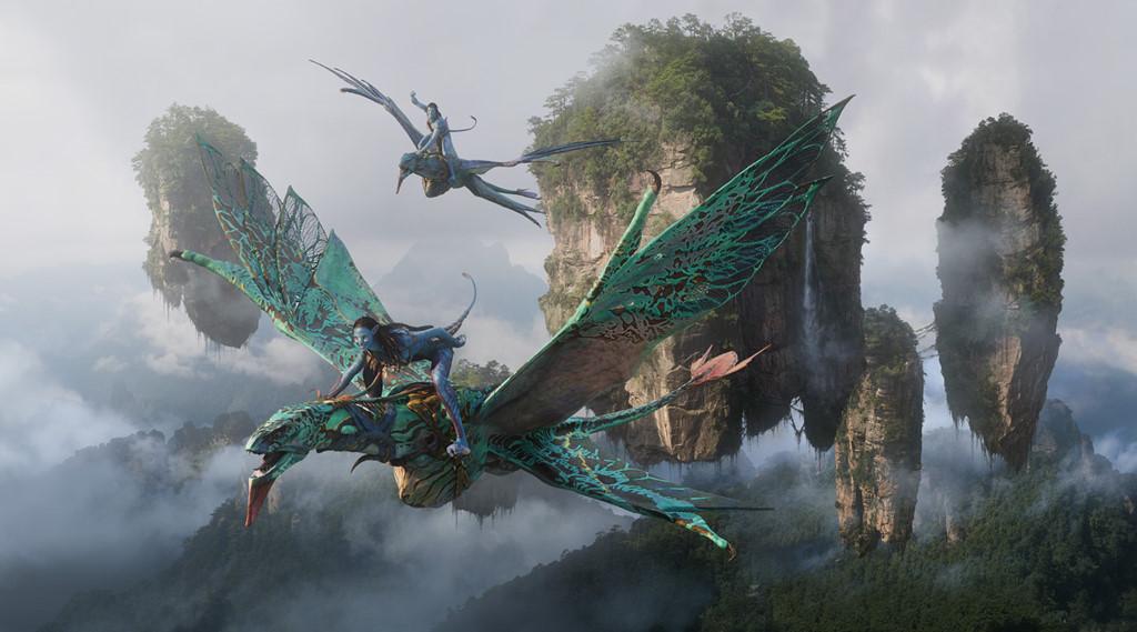 phim Avatar đến hành tinh Pandora