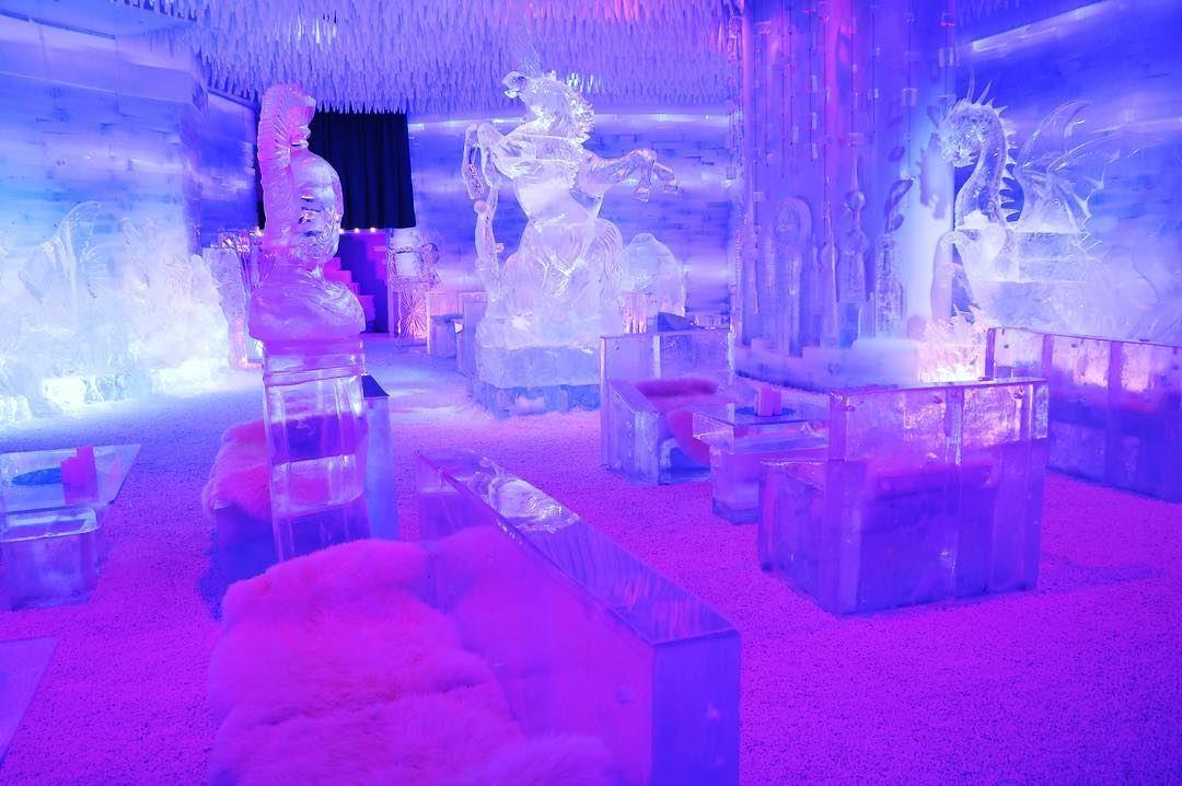 Quán Chillout Ice Café Dubai