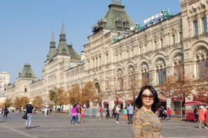 Tham quan Quảng Trường Đỏ khi đi du lịch nước Nga