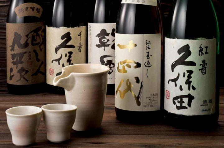 Rượu Nihonshu日本酒 truyền thống Nhật Bản
