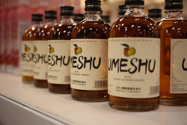 Rượu Umeshu 梅酒Nhật Bản