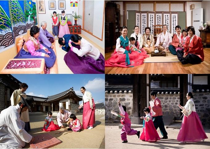 Lễ hội Tết Nguyên Đán, Hàn Quốc