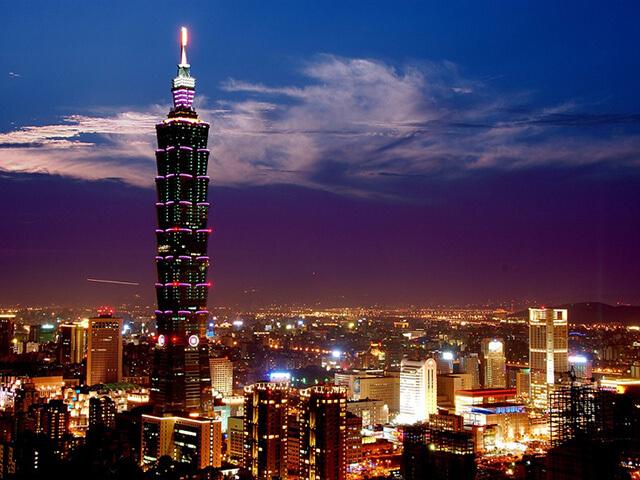 Toa nhà Taipei 101 ẩn chứa nhiều điều thú vị đang chờ đón bạn trong tour Đài Loan