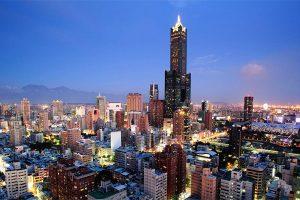 Những điểm du lịch hấp dẫn ở Cao Hùng Đài Loan