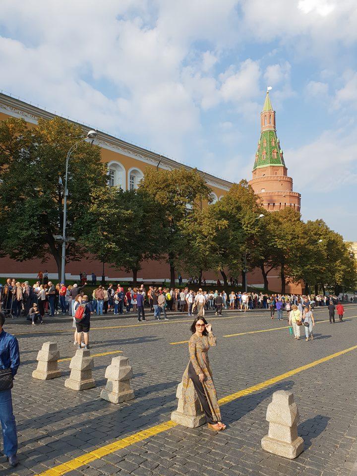 Vẻ đẹp nước Nga