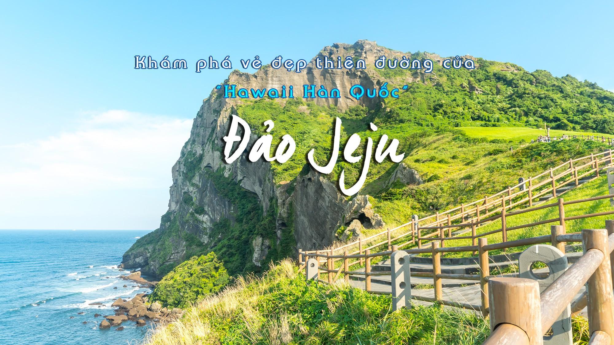hòn đảo Jeju