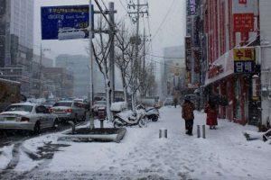 Những lưu ý khi đi du lịch Busan Hàn Quốc vào mùa đông?
