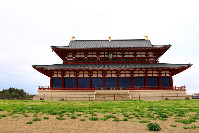 Cung điện Heijo Nhật Bản