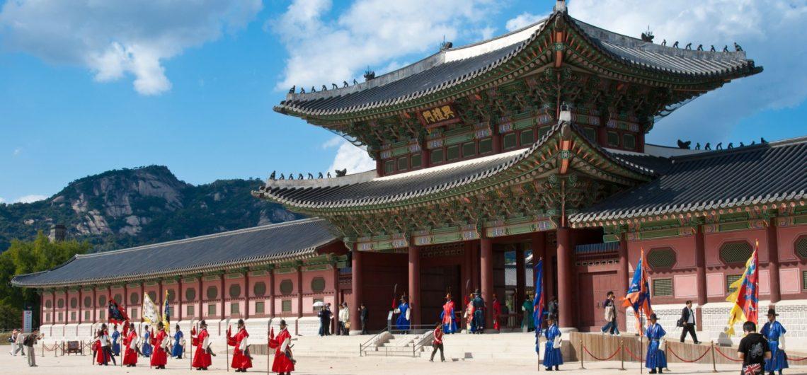 Cung điện Gyeong-bok