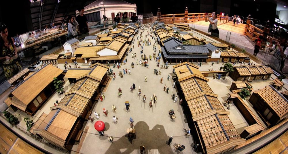 Bảo tàng lịch sư Edo
