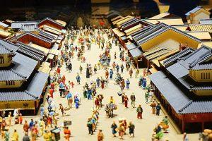 Bảo tàng lịch sử Edo – Tokyo Nhật Bản