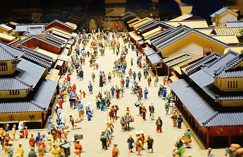 bảo tàng lịch sử Edo
