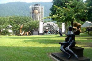 Thăm quan bảo tàng ngoài trời Hakone Nhật Bản