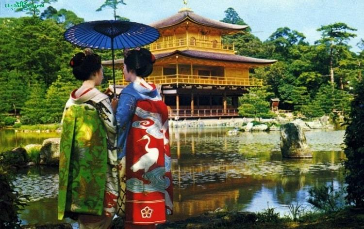 Đền Kinkakuji