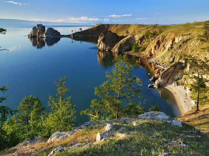 Khám phá hồ Baikal huyền thoại của nước Nga