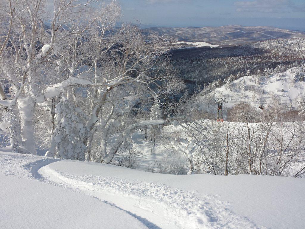 khu trượt tuyết Kiroro nhật bản