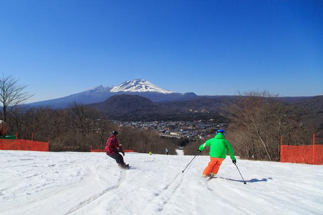 Khu trượt tuyết Nozawa