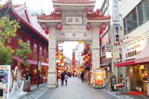 Khám phá những điểm du lịch nổi tiếng thành phố Kobe, Nhật Bản