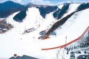 Những hoạt động thú vị vào mùa đông khi đi du lịch Hàn Quốc