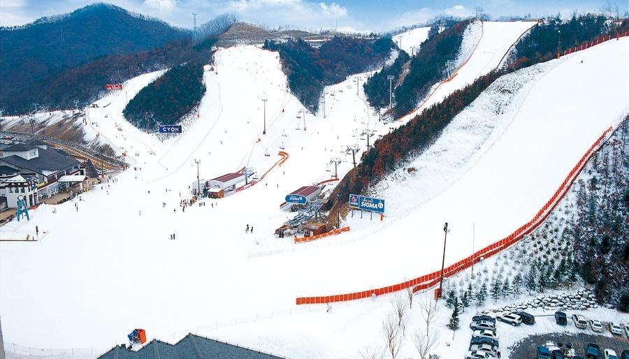 Elysian Gangchon Hàn Quốc