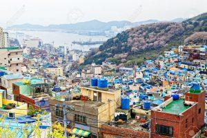 Những địa điểm du dịch nổi tiếng ở Busan Hàn Quốc hấp dẫn khách du lịch