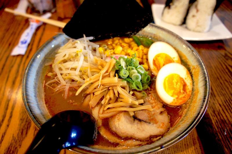Mỳ ramen ở Sapporo