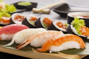 Du lịch Nhật Bản và thưởng thức món Sushi ngon khó cưỡng